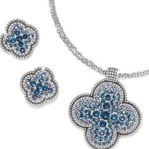 🎉Host Pick🎉Brighton Alexandria necklace/earrings
